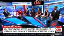"Panel Discussing on Breaking news on Politico: Giuliani pushes back against criticism, ""I KNOW THE JUSTICE DEPT. BETTER THAN JUST ABOUT ANYONE"". #Breaking @PARISDENNARD @MariaTCardona @Alicetweet @Bakari_Sellers #DonaldTrump #RudyGiuliani"