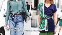 [Showbiz Korea] Sulli(설리) & Hyo-min(효민,T-ara), the various styles of scarves