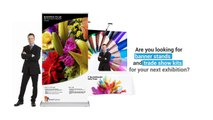 Banner Stand Pros  Pull Up Banner Stands  Roll-up Banner Stands X-Banner Stands  More