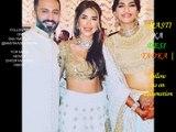 Sonam kapoor and Anand Ahuja Looks Adorable at Mehendi Ceremony   Sangeet Ceremony   Wedding Dresses
