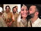 Sonam Kapoor & Anand Ahuja Dance At Mehndi Ceremony | Bollywood Buzz