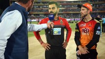 IPL 2018: Kohli Reveals Reasons To Loose The Match