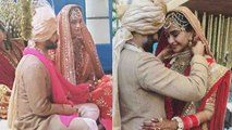 Sonam Kapoor - Anand Ahuja are finally MARRIED, FIRST PHOTO after  MARRIAGE is OUT | FilmiBeat