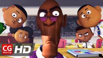 "CGI 3D Animated Short Film: ""A Kalabanda Ate my Homework"" by Creatures Animation 