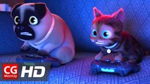 """CGI Animated Short Film: """"Decaf Animated Short Film"""" by The Animation School 