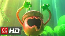 "CGI Animated Short Film: ""The Walking Acorn Animated Short Film"" by Geoffroy Collin 