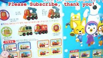 Wheels on the bus songs Pororo Mini Car Dump Truck Excavator Toys and more! Yapitv Toys