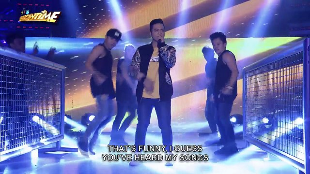 "It's Showtime: Sam Mangubat performs ""IDGAF"""