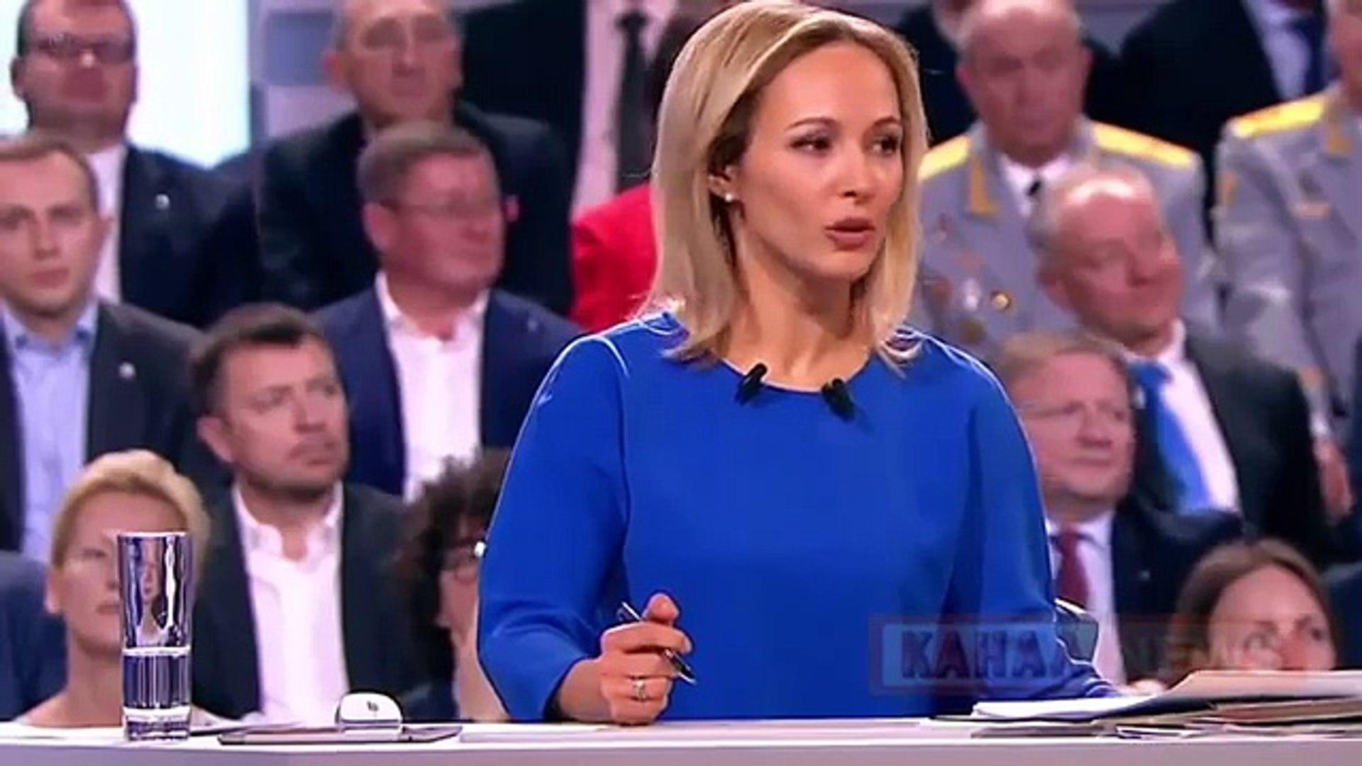На вопрос #Хабенского ответил #Путин Прямая линия с Пут