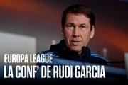 Replay | La conférence de presse de Rudi Garcia avant OM - Atlético