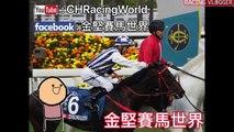 香港賽馬 賽事預測 谷草 5月9日 單棍 過關 三寶提供晒比你地! (金堅賽馬世界 Vol.53)