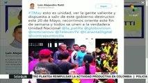 teleSUR Noticias: Vicepdte. de EEUU propone más sanciones a Venezuela