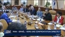 Iran - Israël: vers une confrontation directe ?