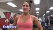 Award-Winning Swimsuit Model Becomes Pro Boxer