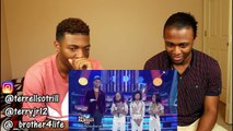 Your Face Sounds Familiar Kids 2018: TNT Boys as Bee Gees | Too Much Heaven (REACTION)