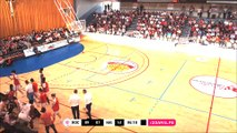 LFB 17/18 - Playdowns J5 : Roche Vendée - Hainaut Basket