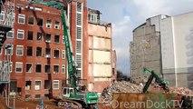 LIEBHERR 954 WILKO WAGNER ABBRUCH high reach demolition excavator