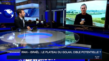 Iran - Israël: le plateau du Golan est-il une cible potentielle ?