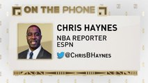 The Jim Rome Show: Chris Haynes talks Rockets and Warriors rivalry