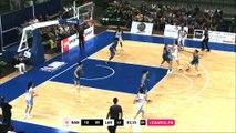 LFB - Class 5-8 retour : Nantes Rezé - Basket Landes