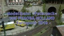 Die unglaublich detaillierte Modelleisenbahn Peterseck in Spur H0 - Ein Video von Pennula zum Thema Modellbahnanlage und Modelleisenbahnausstellung