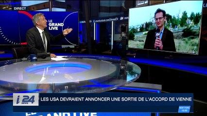 Le Grand Live | Avec Jean-Charles Banoun | Partie 2 | 08/05/2018
