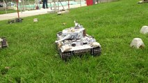 GERMAN WEHRMACHT TIGER TANK EASTFRONT heng long rc tank