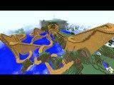Minecraft: A MONTANHA RUSSA MAIS BONITA DO MINECRAFT!! (Epic Roller Coaster)