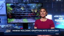 CLEARCUT | Hawaii volcanic eruption into sixth day | Tuesday, May 8th 2018