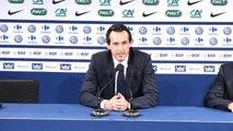 "Finale - Emery : ""Félicitations aux Herbiers"""