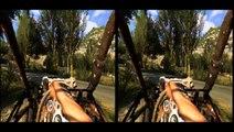 VR 3D Zombies vs Car VR Video 3D SBS [Google Cardboard VR Box 360] Virtual Reality Video 3D SBS HD