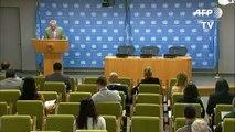 Guterres 'profundamente preocupado'
