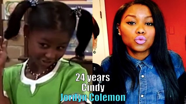 That's So Raven Before and After 2017 Real Name and Age
