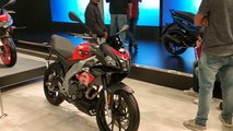 Aprilia RS 150 Walkaround - TUONO 150 India - Aprilia RS 150 India Launch - RS 150 & TUONO 150