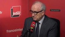 "Hubert Védrine : ""C'est la politique du pire"" #Iran #Trump"