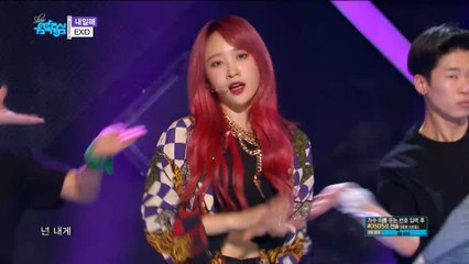 【TVPP】EXID - Do it Tomorrow, 이엑스아이디 - 내일 @show Music Core