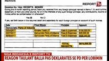 Report TV - Lobimi 1 mln $ i PD reagon përsëri Balla: Të sqarohet pse paratë nuk janë deklaruar