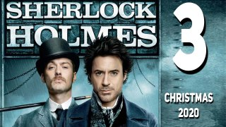 'Sherlock Holmes 3' coming to theaters Christmas 2020