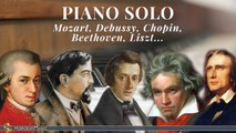 Various Artists - Piano Solo: Chopin, Debussy, Liszt, Mozart, Beethoven...