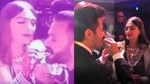 Sonam Kapoor Reception: Health Conscious पापा Anil Kapoor, नहीं खाया Reception ka Cake । Boldsky