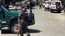Explosions et attaques terroristes à Kaboul