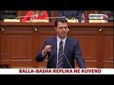 Report TV - Lobimi 1 mln USD, Basha - Ballës: kërkoni të mbuloni skandalin e Tahirit