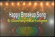 Donnalyn Bartolome Happy Breakup Song Karaoke Version