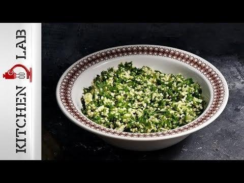 Κλασικό ταμπουλέ Επ.42 | Kitchen Lab TV