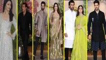 Sonam Kapoor - Anand Ahuja के Reception में Bollywood के इन Ex-Lovers का हुआ आमना - सामना । Boldsky