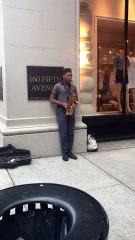 Saxo in NYC