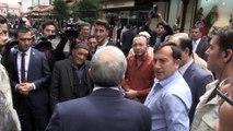Fakıbaba, Mevlana Müzesi ve Şems-i Tebrizi Türbesi'ni ziyaret etti - KONYA