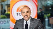 NBC Clears Itself In Matt Lauer Internal Probe