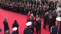 Festival de Cannes 2018 - la montée des marches du 8 mai