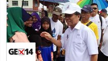 Shafie Apdal takes first victory for Warisan